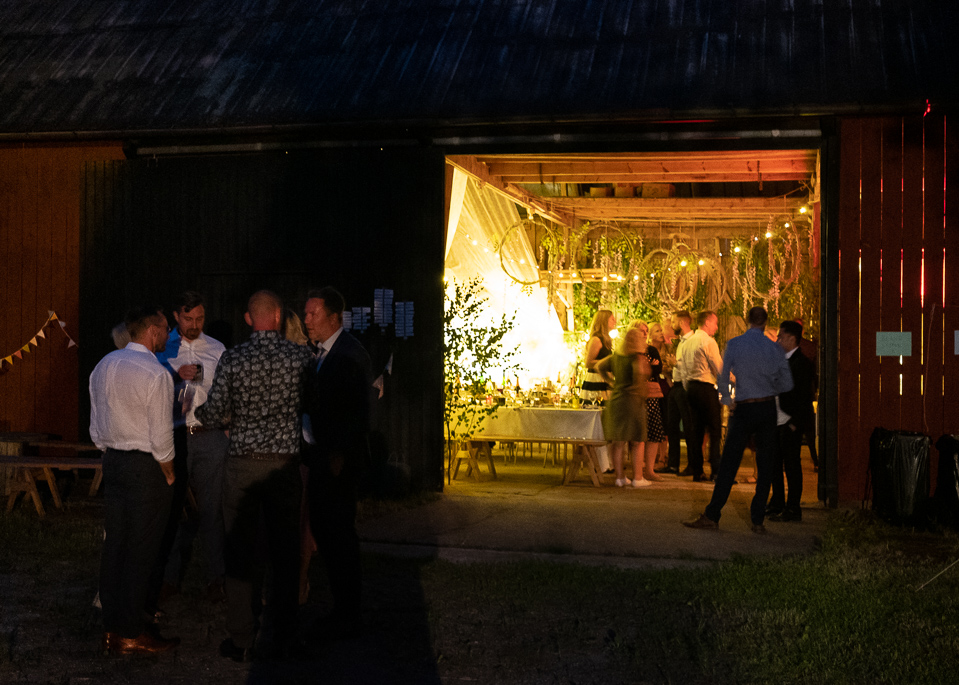 wedding, Öland, party, Barn,