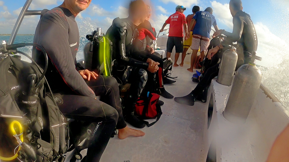 Diveboat
