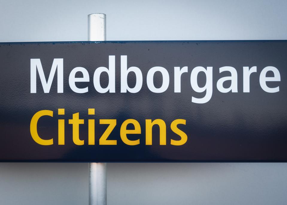 Medborgare